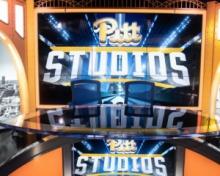 Pitt Studios news table